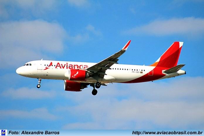 Avianca Brasil em Belo Horizonte – Confins