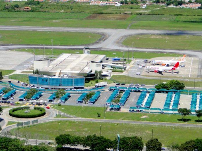 João Pessoa; Aeroporto;, Aeroporto Internacional de João Pessoa (Castro Pinto), Portal Aviação Brasil