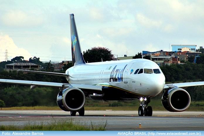 , Veja a projeção de frota da Azul para 2019, Portal Aviação Brasil