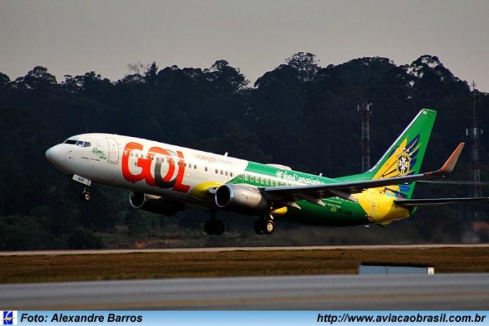 Geolocalização; Gol;, Você já utilizou o recurso de Geolocalização da Gol?, Portal Aviação Brasil