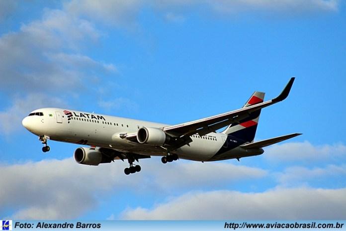 Latam Airlines Brasil;, Latam Airlines Brasil divulga seus novos voos internacionais no nordeste, Portal Aviação Brasil
