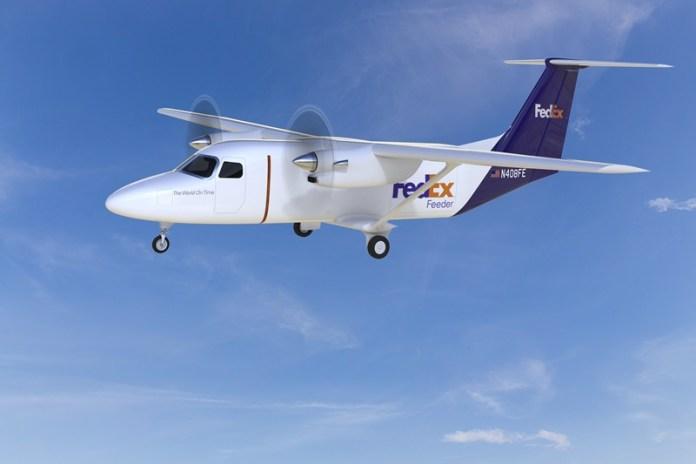 Cessna SkyCourier 408; Cessna; Fedex;, Textron Aviation anuncia seu novo turbo-hélice: o bimotor Cessna SkyCourier 408, Portal Aviação Brasil