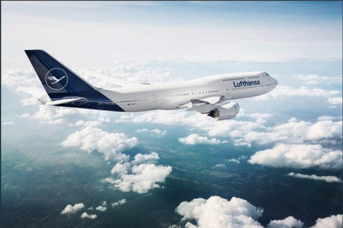 , Lufthansa com nova imagem corporativa, Portal Aviação Brasil