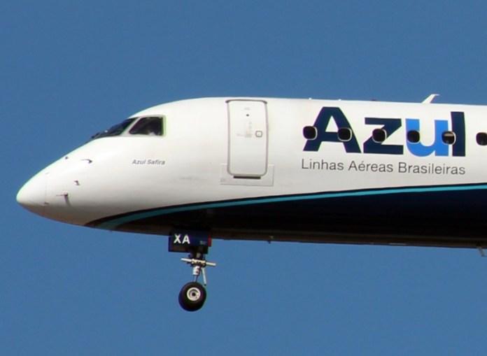 Azul, Azul terá US0 milhões para financiar manutenção de motores, Portal Aviação Brasil