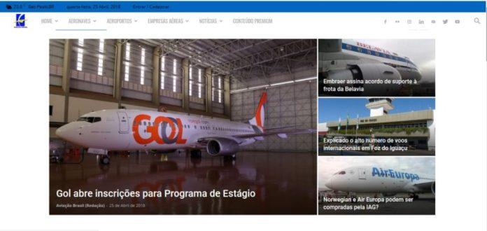 Aviação Brasil, Leitores do Portal Aviação Brasil – Conheçam um pouco nosso Conteúdo Premium!, Portal Aviação Brasil