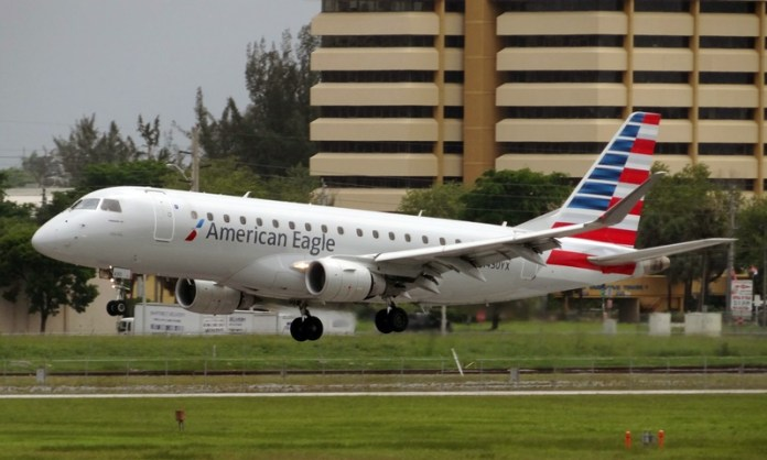 American Airlines, American Airlines com mais 15 Embraer 175, Portal Aviação Brasil