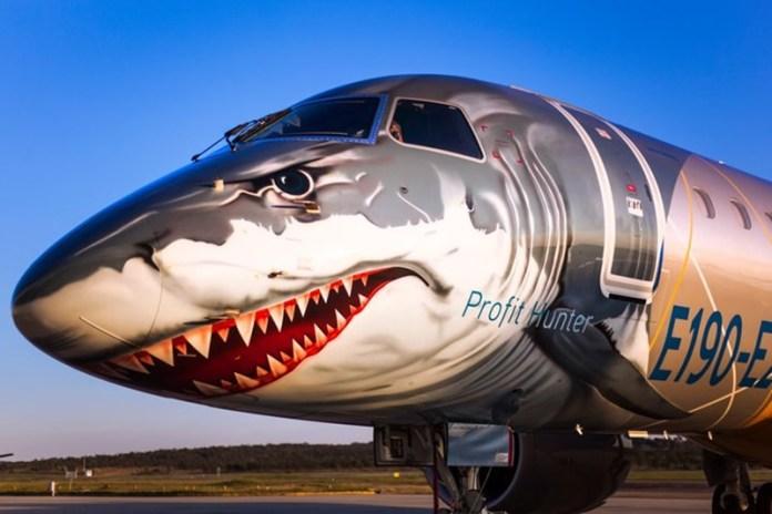"""Embraer, Embraer E190-E2 """"Shark"""" finaliza turnê pela África, Portal Aviação Brasil"""