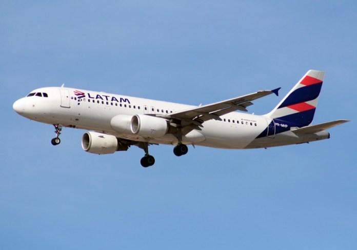 Latam, Latam Brasil inicia voos para Santa Cruz de la Sierra, Portal Aviação Brasil