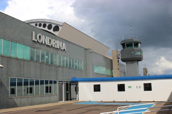 Londrina, Londrina será o projeto piloto do Aeroporto Digital da Infraero, Portal Aviação Brasil