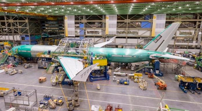 , Boeing 777X, um novo 777 a caminho, Portal Aviação Brasil