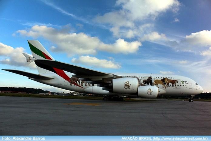 Emirates, Emirates fará seção informativa para pilotos, Portal Aviação Brasil