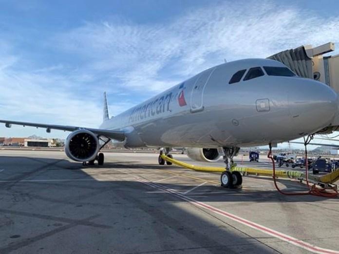 American, American Airlines inaugura voos com novo Airbus A321Neo, Portal Aviação Brasil