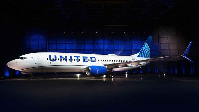 United Airlines - Nova Identidade