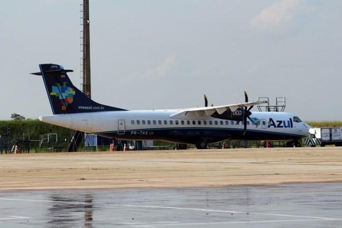 Azul ATR 72-600