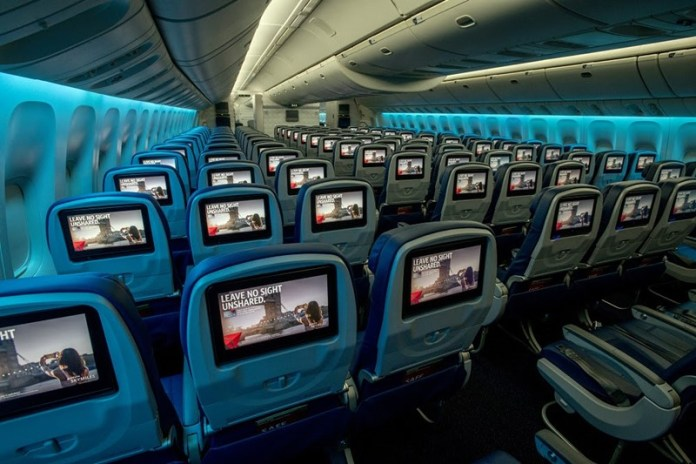 Delta, Delta instala telas de entretenimento em número recorde de aeronaves, Portal Aviação Brasil