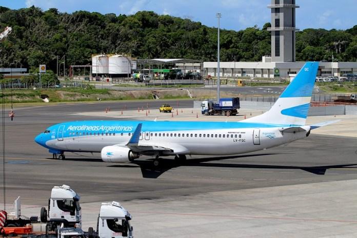 Salvador, Aerolíneas Argentinas aumenta sua presença em Salvador, Portal Aviação Brasil