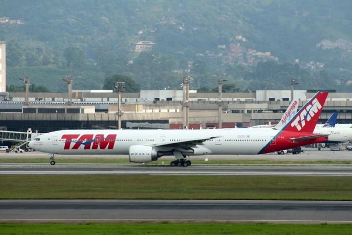 Latam Airlines Brasil, Boeing 777-300ER da Latam Airlines Brasil com novas cabines entra em operação regular, Portal Aviação Brasil