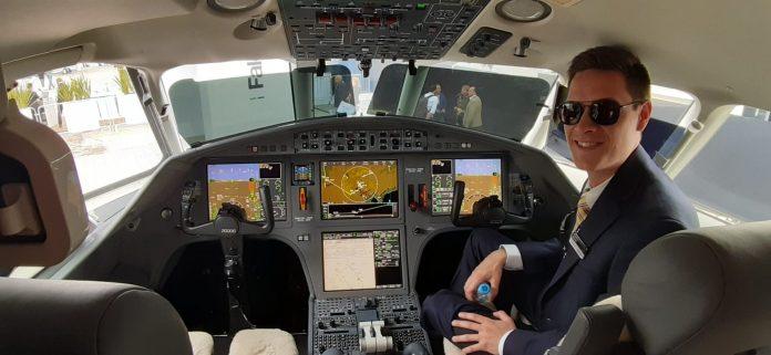 Dassault, Veja as imagens do Falcon 8X e Falcon 2000 expostos na Labace, Portal Aviação Brasil