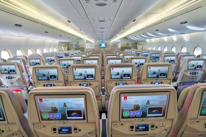 Emirates ganha prêmio de melhor Sistema de Entretenimento no APEX Passenger Choice Awards