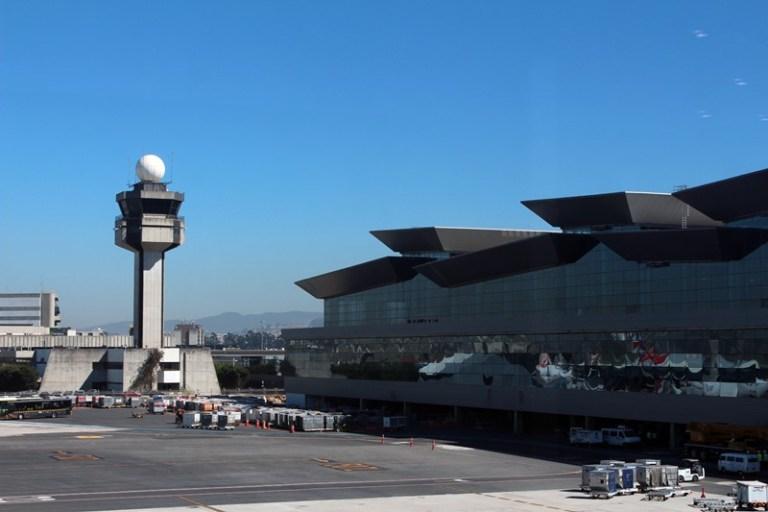 Os números do Aeroporto Internacional de São Paulo (GRU Airport)