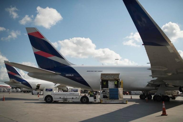 Latam Airlines Cargo (Chile)