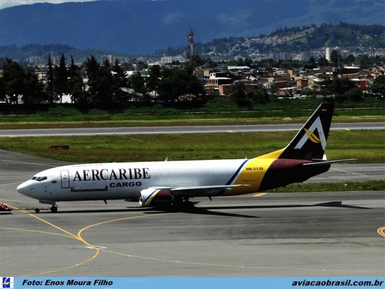 AerCaribe operará voo para Guarulhos