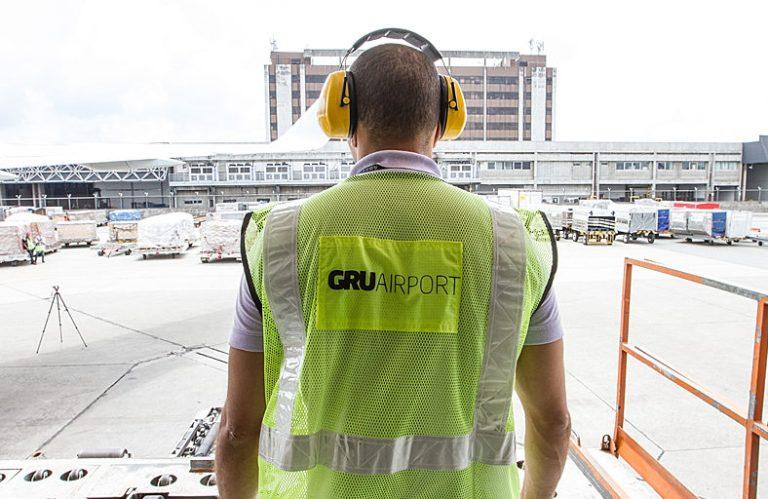 GRU Airport é o novo membro da organização Pharma.Aero