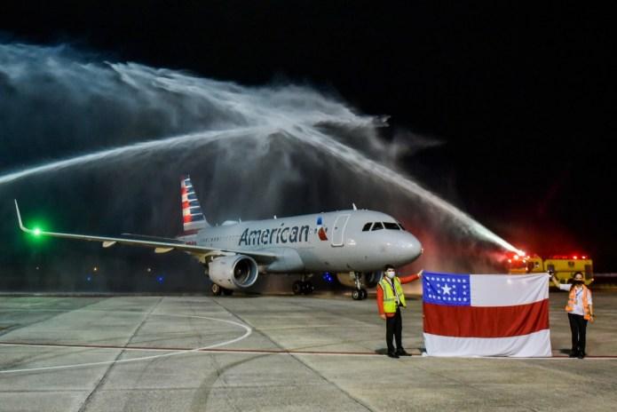 American Airlines retomou os voos entre Manaus e Miami