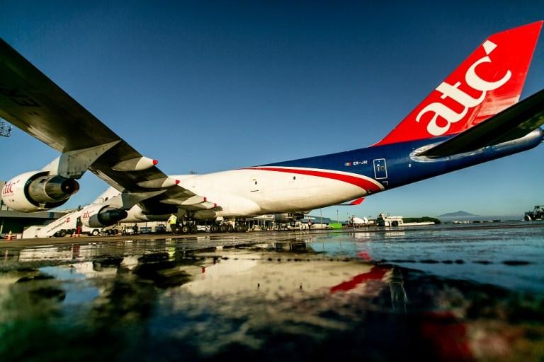 RioGaleão recebeu novo voo cargueiro no último final de semana