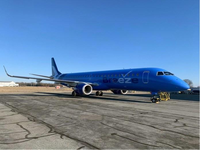 Breeze Airways (Estados Unidos)