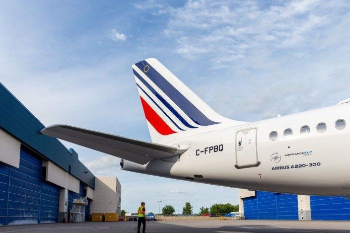 O Airbus que substituirá os A318 e A319 da Air France