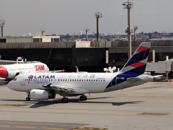 Latam Airlines Brasil deve fechar 2021 com 127 aeronaves operacionais