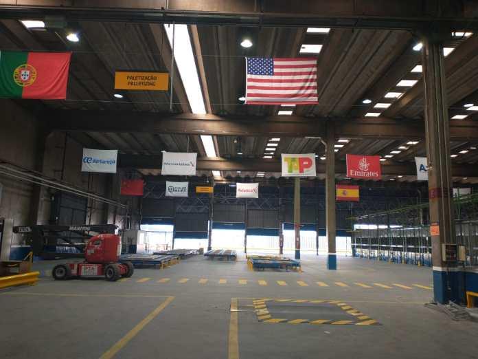 Terminal de Cargas do GRU Airport aumenta em 35% a capacidade de recebimento e envio de cargas