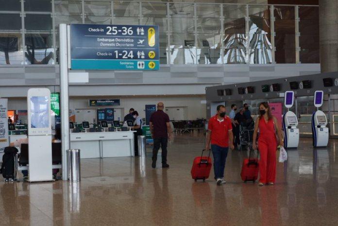 Viracopos registra alta de 42,54% na movimentação de passageiros no 1º semestre