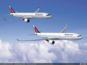 Philippines Airlines - Airbus A320 y Airbus A330