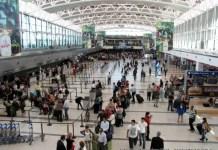 Aeropuerto Int. de Ezeiza - Terminal A (Foto: Edgardo Gimenez Mazó)