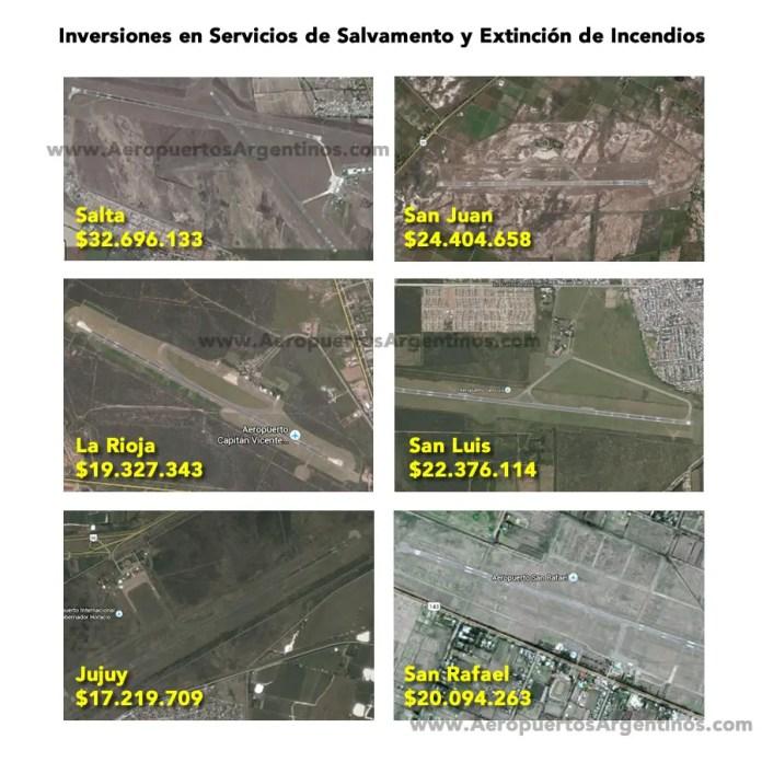 Inversiones SSEI aeropuertos