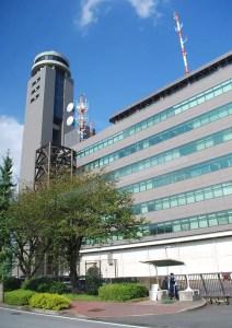 La torre de control de Narita tiene 92.3 metros de altura.