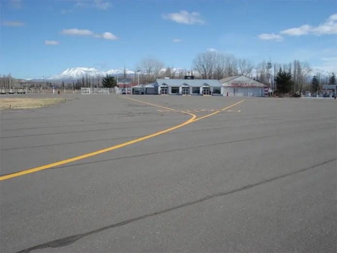 Aeropuerto de Malargüe (Foto: ORSNA)