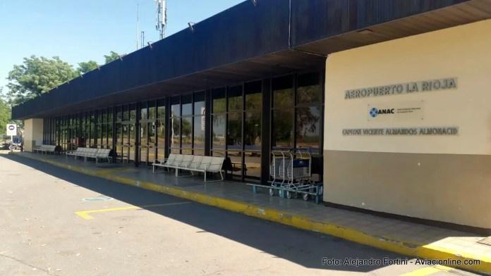 Aeropuerto de La Rioja - Argentina