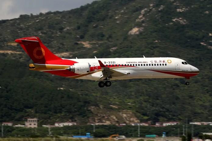 COMAC ARJ21 01