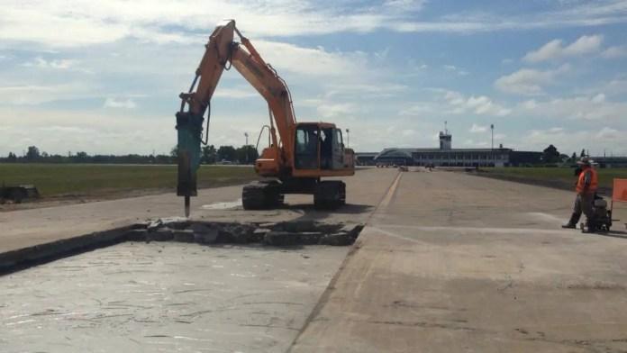 Foto: prensa Aeropuerto Internacional de Rosario
