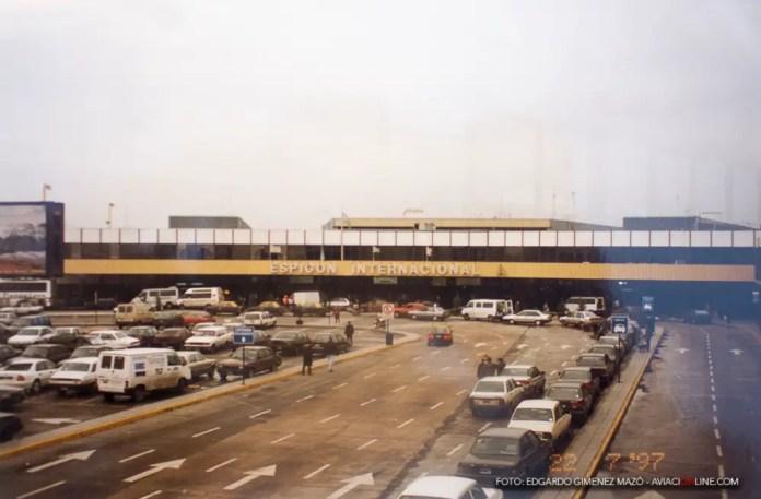 Ezeiza - Aeropuerto 1997-9