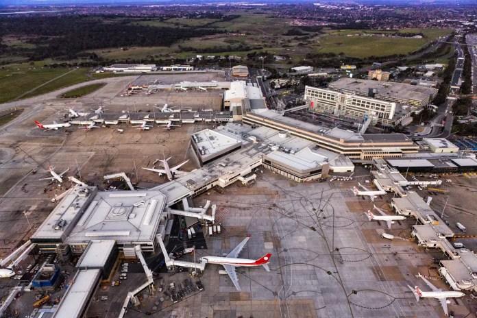 Terminales del aeropuerto de Melbourne (Foto: Melbourne Airport)