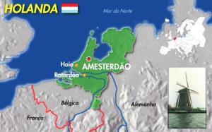 holanda_mapa
