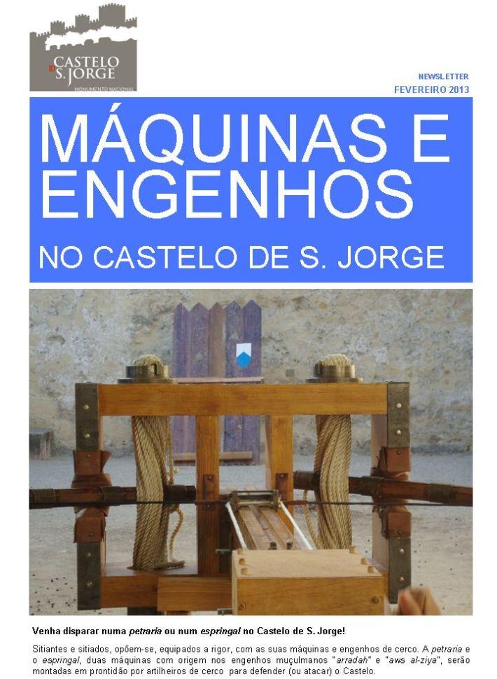 Castelo de S. Jorge - I