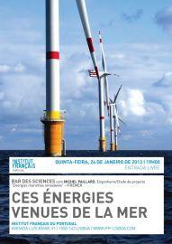 Ces Énergies Venues de la Mer
