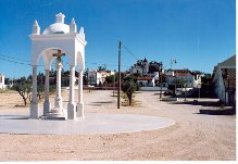 Construído pela Confraria de Lisboa em 1555 e restaurado pela Câmara Municipal de Montijo em 2004