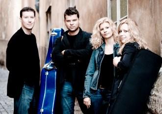 Pavel Haas quartet Photo Marco Borggreve