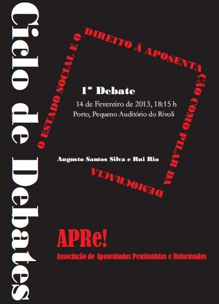 Porto debates